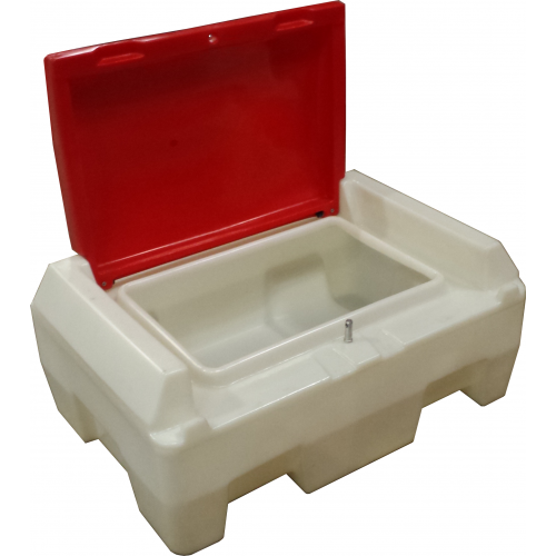 Carbery Plastics Mobile Storage open