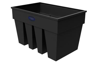 Plastic Cold Water Storage Loft Tank - type 50R