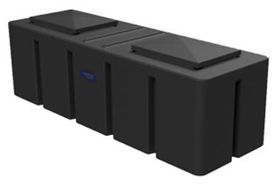 Enclosed Plastic Cold Water Storage Loft Tank - type 100E
