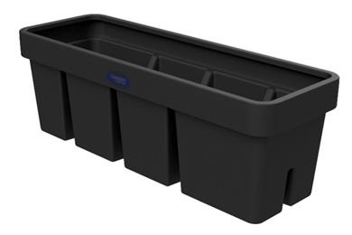 Slimline Plastic Cold Water Storage Loft Tank - type 80R