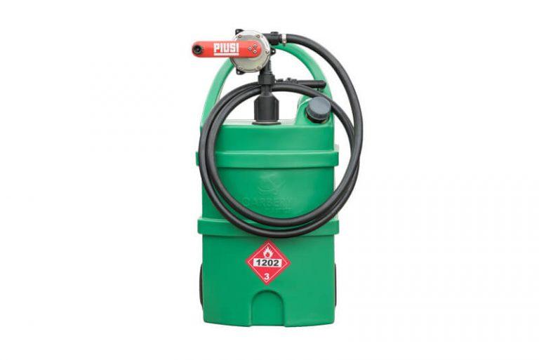 Green Diesel Fuel Caddy