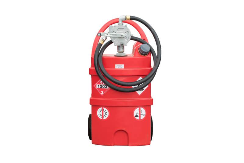 Red Petrol Fuel Caddy