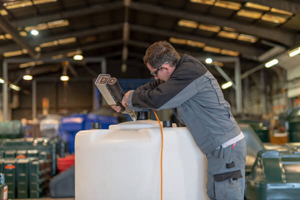 Carbery Plastics prototype fabrication
