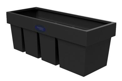 Slimline Plastic Cold Water Storage Loft Tank - type 45R