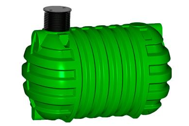 12000 Litre Underground Water Tank