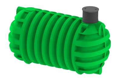 16000 Litre Underground Water Tank