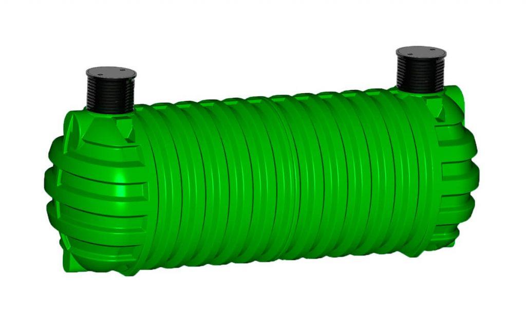 22000 Litre Underground Water Tank
