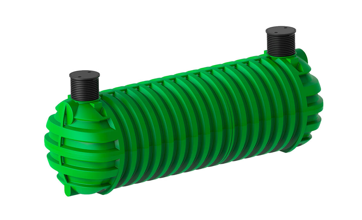 30000 Litre Underground Tank - Carbery Plastics
