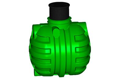 3500 Litre Underground Water Tank