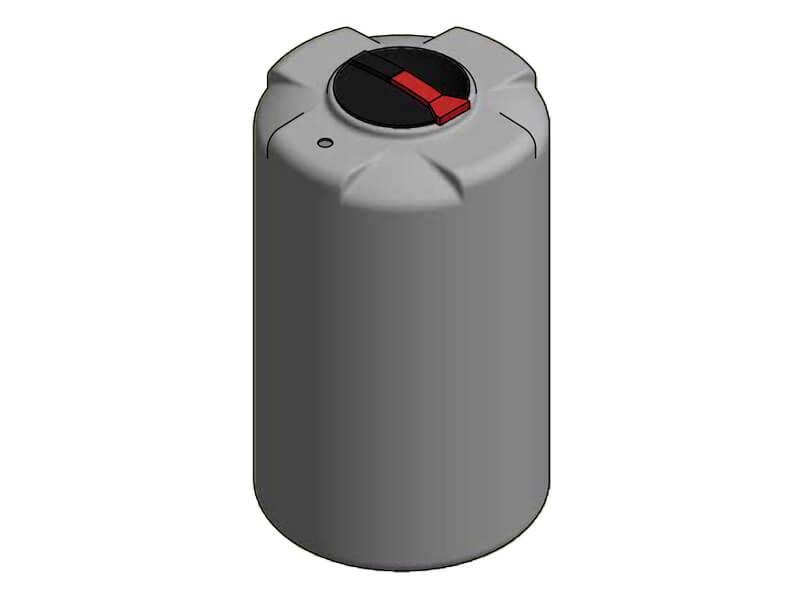 1100L Single Skin Chemical Tank