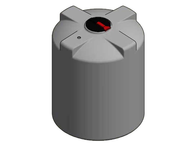 4000L Single Skin Chemical Tank
