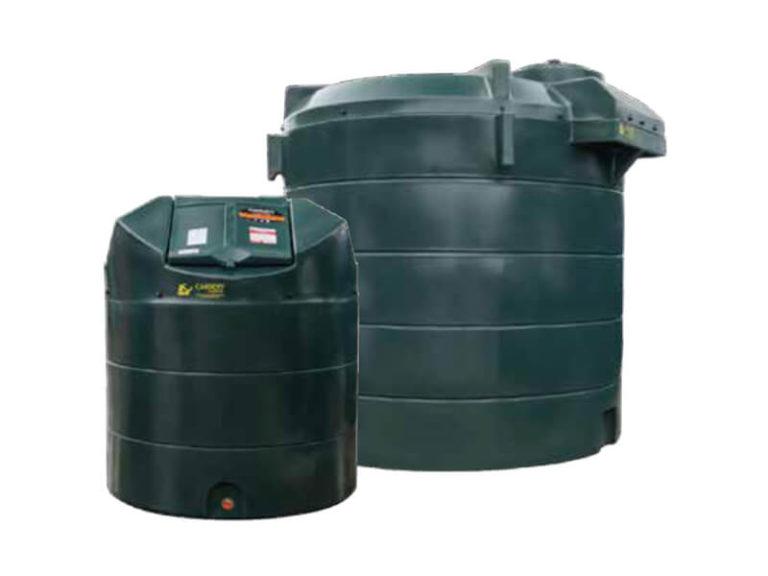 Bunded Chemical Tanks Group